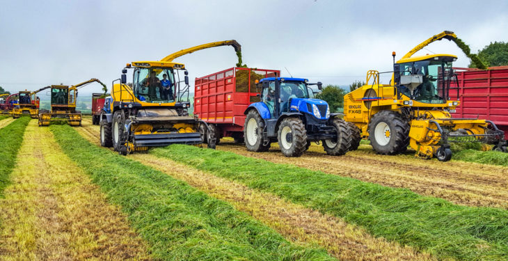 Pics: Forager frenzy at Ford-themed machinery extravaganza in Cork