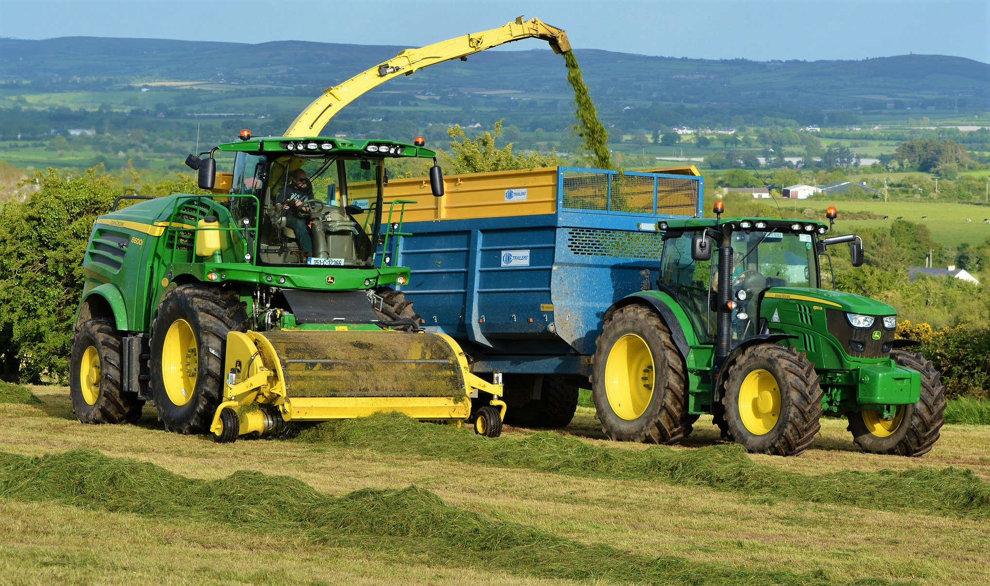 Have You Got The Makings Of A Silage Chopping Pro