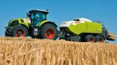 On-the-move bale weighing for Claas Quadrant