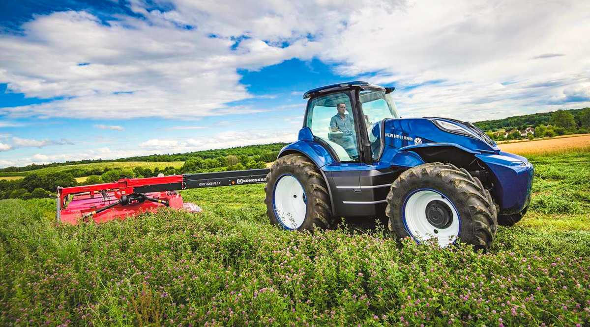 Will your next New Holland tractor look like this? - Agriland ie