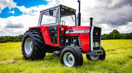 Classic corner: Massey 565 brings back fond memories in Carlow
