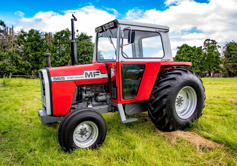 8ea94da03 Classic corner  Massey 565 brings back fond memories in Carlow ...