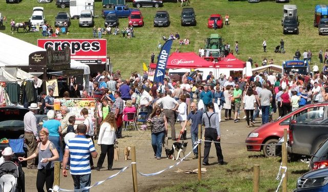 Plenty of agri shows in the west this weekend
