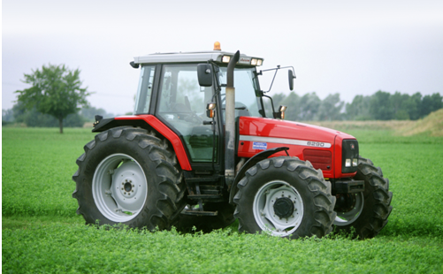 Are you selecting the right tyres for your tractor or equipment?