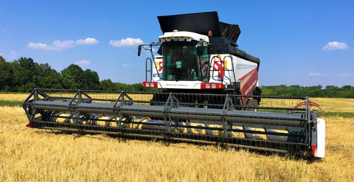 'Fully driverless combine harvester by 2024'