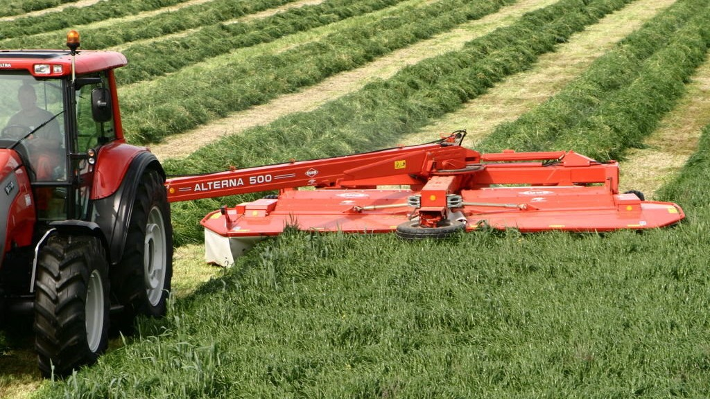 How is Kuhn faring   and where did it come from? - Agriland ie