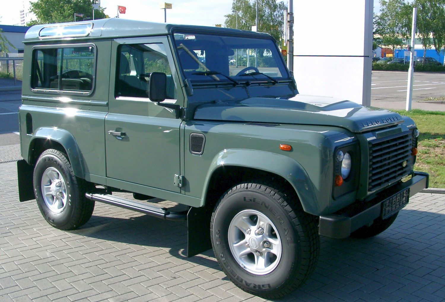 motoring news cost will landrover land new rover works car defender research you this