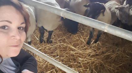 Forging a new life as a female farmer