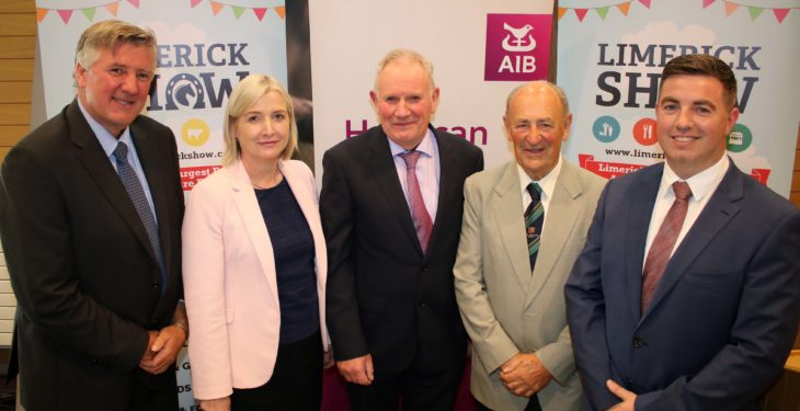 Up to 15,000 visitors expected at the Limerick Show