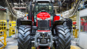 MF's French tractor factory set to grow