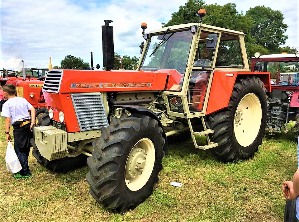 Pics: Classic and vintage tractors draw the punters at Moynalty festival