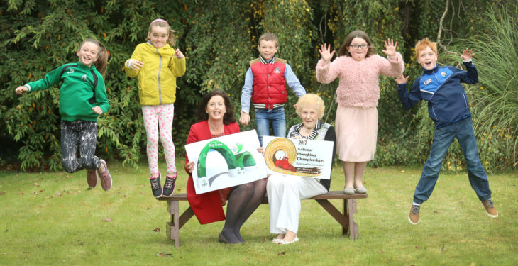 Child safety initiative 'springs into gear' for Ploughing Championships