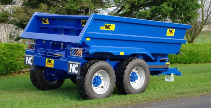 NC issues 'warning' to users of Power Tilt dump trailers
