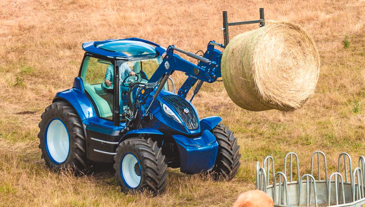 Tractor Wheels Concept : Will your next new holland tractor look like this agriland
