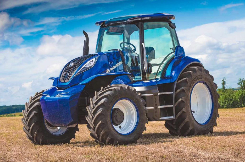 New Holland Tractors : Will your next new holland tractor look like this