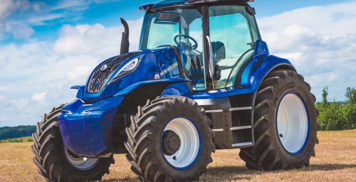 Will your next New Holland tractor look like this?