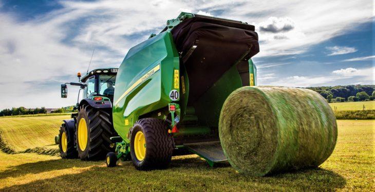 Pics: New round balers from machinery giant John Deere
