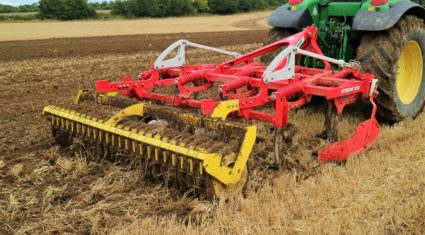 Slowdown in tillage TAMS applications