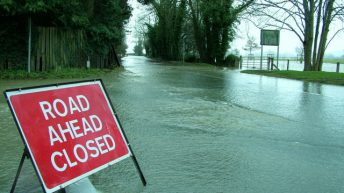 North-west flooding leaves destruction in its wake
