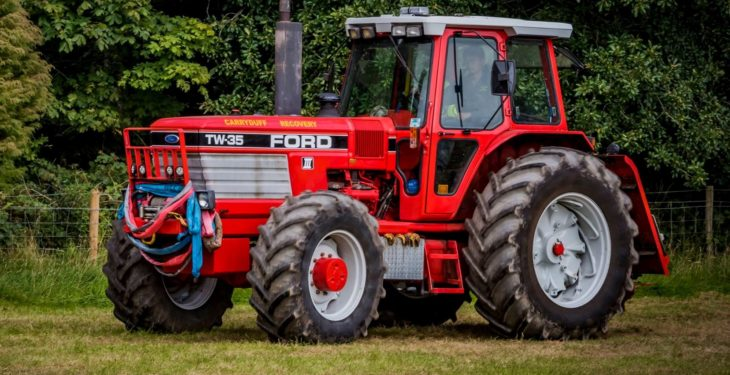 Pics: Tractor event in Co. Down draws some intriguing 'beasts'