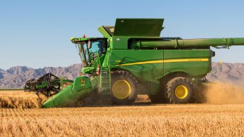 Video: John Deere to launch new flagship combine across Europe