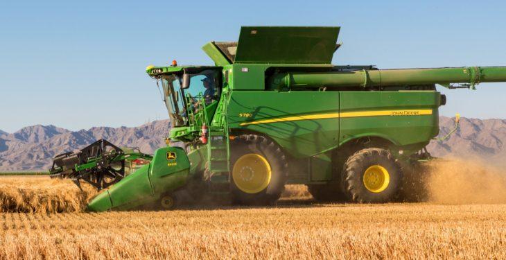 Video: John Deere to launch new flagship combine across Europe