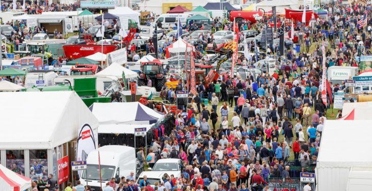 'Nothing we could do': 2020 Tullamore Show cancelled