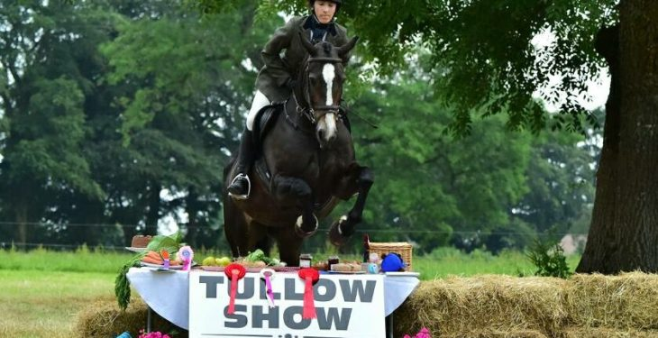 Follow the crowds up to Carlow for Tullow Show