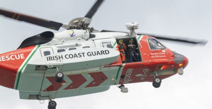 Updated: Man airlifted to hospital after fall from teleporter in Offaly