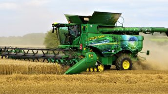 New Deere S700: Can this combine do the thinking for you?