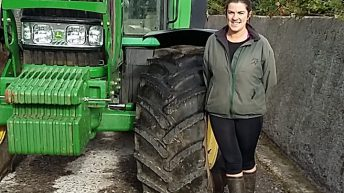 'Townie' John Deere driving Edna revs up for silage event