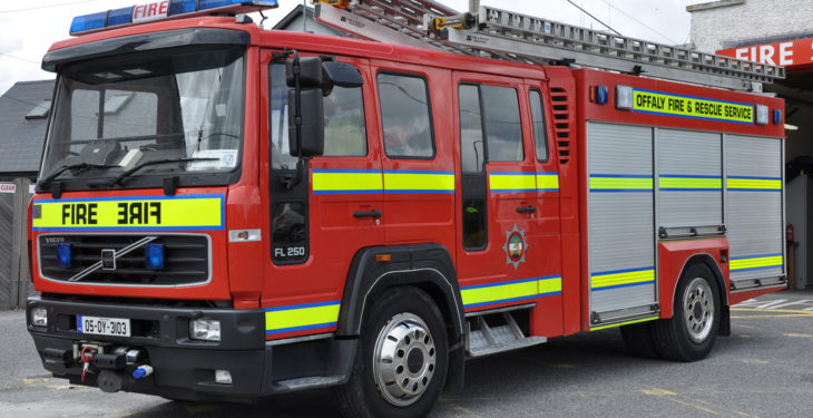 300 bales of hay destroyed in shed blaze in Co. Galway