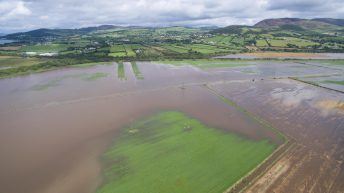 Farming families struggle to deal with flooding fallout