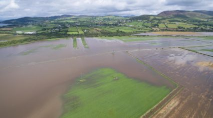 Support measure for flood-hit farmers in northeast Donegal revealed
