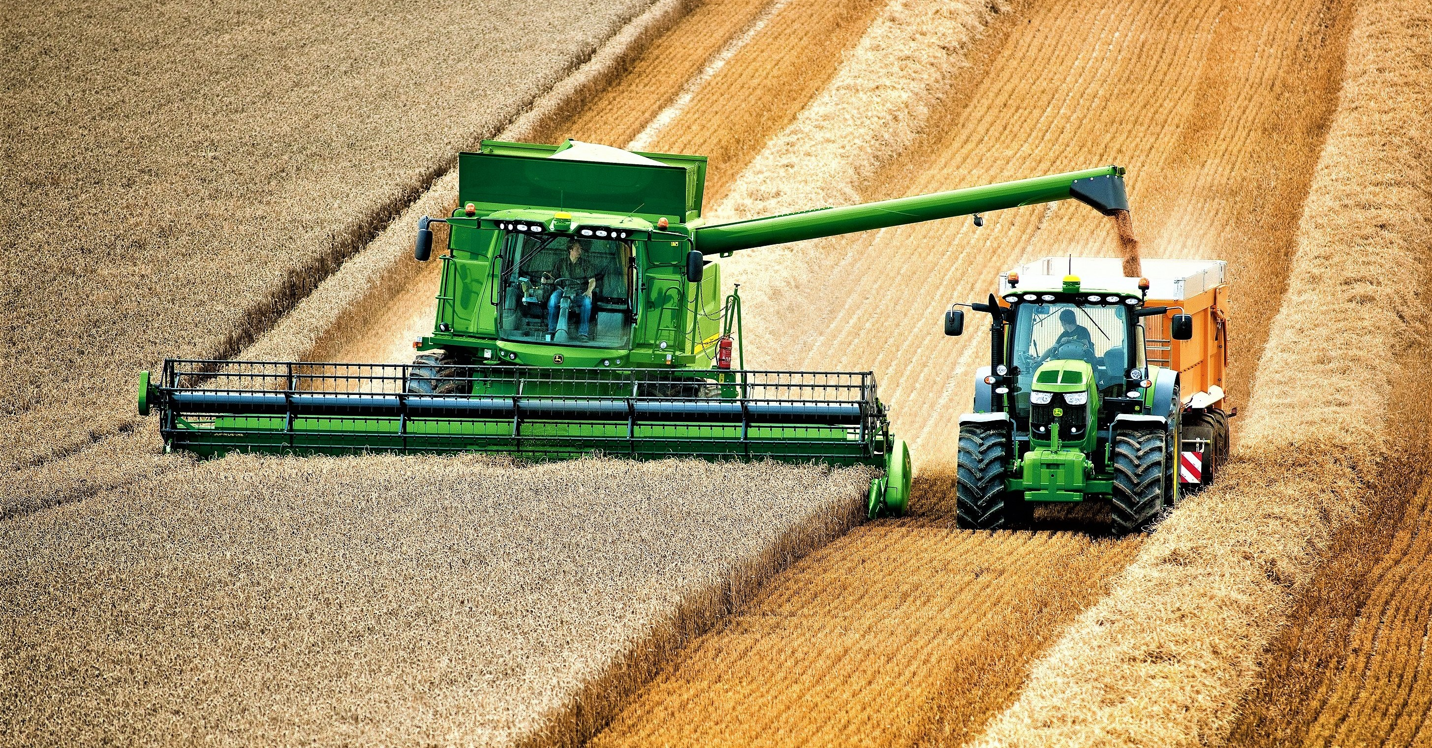 John Deere Combine >> New Deere S700 Can This Combine Do The Thinking For You