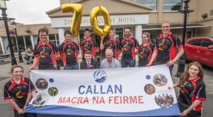 Canny, close-knit Callan Macra celebrates 70th anniversary