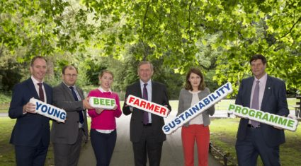 Young Beef Farmer Sustainability Programme launched