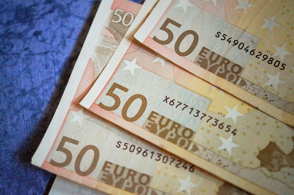TAMS II payments issued at a rate of over €1 million/week this month