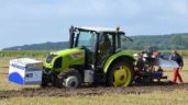Irish team 'shines' at European ploughing championships