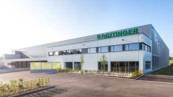 Pottinger unveils €14 million spare parts logistics centre