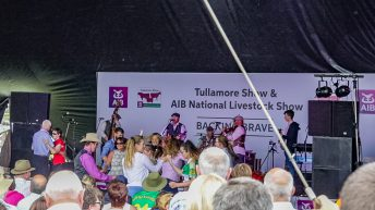 Record crowds flock to Offaly for the Tullamore Show