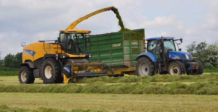 M&S Machinery to become New Holland 'Harvester' dealer
