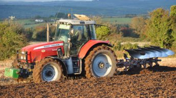New ploughing book captures characters and traditions