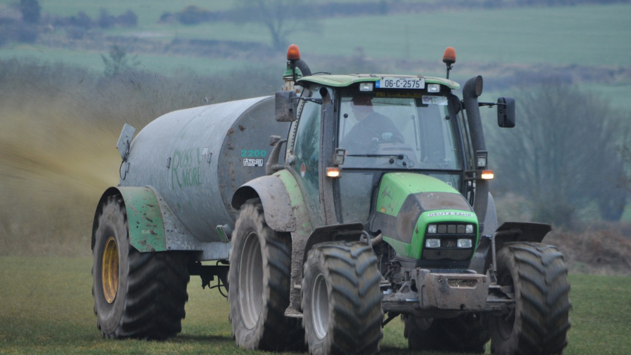 Managing slurry nutrients: Are you making the most of the brown stuff?