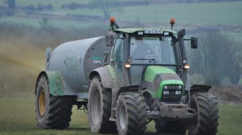 Refusal to extend slurry spreading deadline 'an unnecessary frustration'