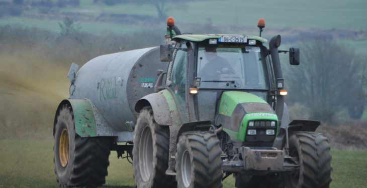 Farming groups welcome news of nitrates derogation extension
