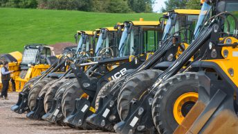 Pics and prices: Big JCB auction awash with tractors, shovels and handlers