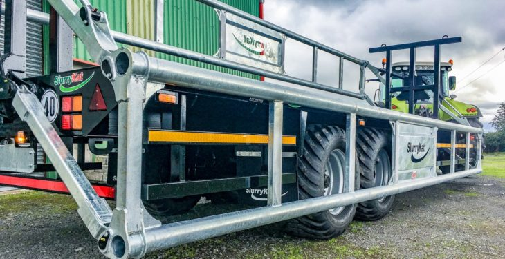 Is this the future of bale transport in Ireland?