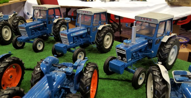 Pics: Enthusiasts flock to Limerick 'model' show