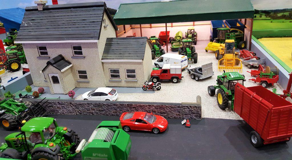 Limerick model show